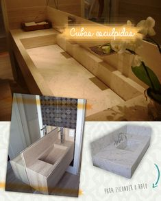 Tipos de cubas para o banheiro