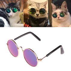 Glasses Small Pet Dogs Cat Glasses Sunglasses