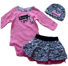 Daddy's Little Girl 3 Piece Set  SOLD OUT $21.99