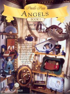 Angels Book 1 Priscilla Paints  Tatinha - Picasa Web Albums