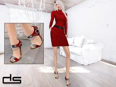 Sheep Clouds: (AnaMarkova}Toyah @ Designer Showcase