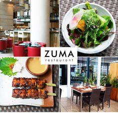 Com uma cozinha oriental sofisticada e repleta de sabores, o Zuma é um dos restaurantes favoritos da Sister Carol Cassou. A dica completa você lê no Gallerist Blog.