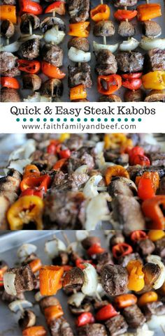 Quick & Easy Steak K