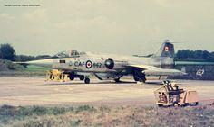 Canadair CF-104 Starfighter - Royal Canadian Air Force (RCAF), Canada