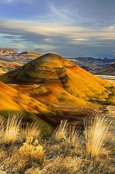 ✯ Painted Hills - National Monument, Oregon