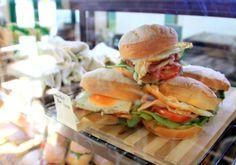 Pulled pork panini @ Footscray Milking Station  35 Bunbury Street   Footscray Cafe Me, Pulled Pork, Hamburger, Food And Drink, Restaurant, Chicken, Eat, Ethnic Recipes, Melbourne