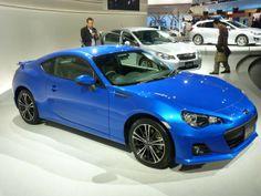 Subaru BRZ 2013....my new subie love