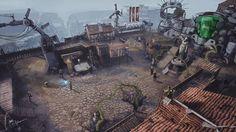 Einige ehemalige Entwickler des polnischen Spielestudios CD Projekt RED haben sich selbstständig gemacht und arbeiten derzeit am postapokalyptischen RPG Seven.  https://gamezine.de/seven-hui-was-koecheln-denn-ehemalige-the-witcher-3-entwickler-da.html