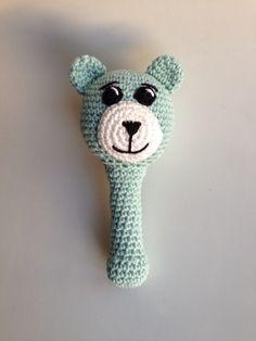 Teddy rattle bamse rangle