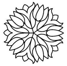 Take a look at my free printable mandala collection. Mandalas are excellent patterns for any kind of crafts. Do not forget mandala coloring pages. Mandala Art, Mandala Design, Mandala Pattern, Mandala Doodle, Flower Mandala, Mandala Simple, Pattern Design Drawing, Art Quilling, Mandala Coloring Pages