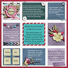 Resolution Solution page by Francine. Digital Scrapbooking kit Starting Right by Grace Blossoms 4 U.http://www.scraps-n-pieces.com/store/index.php?main_page=index&manufacturers_id=56&zenid=626af38c28f443e5a979a97bab6306fc