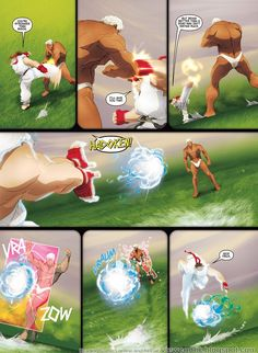 Super Street Fighter v1 – New Generation (2013) | Viewcomic reading comics online for free