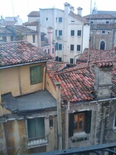 venice from my home
