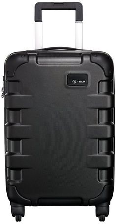 Travelling can be a nightmare with heavy luggage and it doesn't help when a big chunk of that weight is from the suitcase itself. The Tumi T-Tech is an incredibly strong carry on suitcase that won't break your back – weighing in at only 7 pounds.