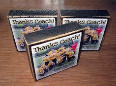 Coach Gift Idea