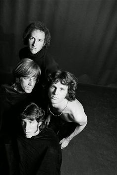 """The Doors were a balancing act between the light and the dark."" - Ray Manzarek Black and white Photo shoot Rock Music, My Music, Music Class, Rock N Roll, Ray Manzarek, The Doors Jim Morrison, The Doors Of Perception, Psychedelic Rock, American Poets"