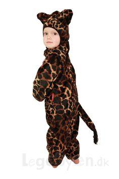 Køb Legedragt - Giraf - 2-3 år. online - Udklædning og Rolleleg