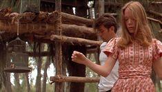 Badlands (1973) - Sissy Spacek and Martin Sheen
