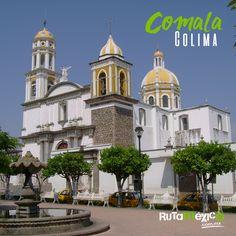"""Pueblos Mágicos: La región de Comala esta ubicada en el hermoso Estado de Colima y es conocida como el """"Pueblo Blanco de América"""", y esto se debe a sus tradicionales techos de teja colorada y sus altas fachadas de color blanco. """"Lugar donde hacen comales"""" es el significado de su nombre.   #WeLoveTraveling www.rutamexico.com.mx Whatsapp: (722)1752392 email: info@rutamexico.com.mx  #ViajesAcadémicos #ViajesDeIntegración #ViajesTurísticos #ViajesGrupales #México #Viajes"""