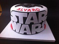 Tarta Star Wars elaborada por TheCakeProject en Madrid