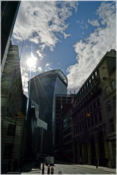 La City . Londres  http://www.viajesenfamilia.it/
