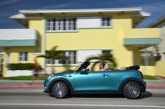 La Nouvelle Mini Cabriolet F57 débarquera le printemps prochain