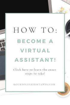 Our Best Tips to Successfully Become a Virtual Assistant! Business Profile, Business Tips, Work From Home Tips, New Things To Learn, Marketing Plan, Virtual Assistant, Helping Others, How To Fall Asleep, How To Become