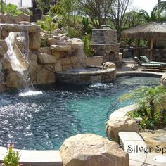 Outdoor Living Pool/Spa