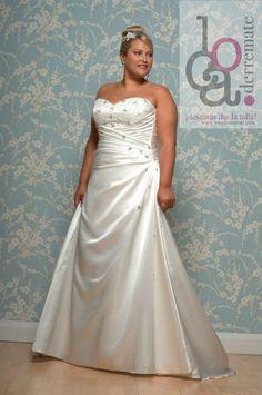 Plus Size Wedding Dress In 12 30