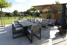 Lounge, Outdoor Furniture Sets, Outdoor Decor, Aluminium, Gardening, Patio, Inspiration, Home Decor, Garden Furniture Sets
