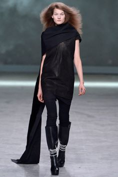 Rick Owens | Fall 2013 Ready-to-Wear Collection | Style.com