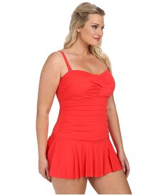 lauren-by-ralph-lauren-bright-coral-plus-size-laguna-solids-twist-shirred-skirted-slimming-fit-one-piece-pink-product-1-873041054-normal