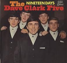 The Dave Clark Five Nineteen Days - Red Vinyl Japanese vinyl LP album (LP record) The Dave Clark Five, Song Images, 60s Rock, The Kinks, British Invasion, 19 Days, Music Icon, Greatest Songs, Kinds Of Music
