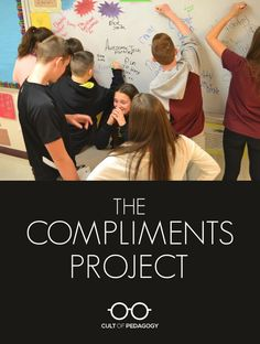 Learn about a project one teacher did with her students to build trust and…