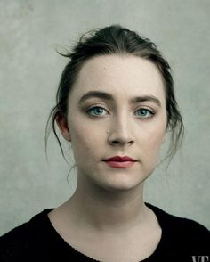 Despite capturing hearts in Atonement and The Lovely Bones, Brooklyn star Saoirse Ronan is no maid of constant sorrow. Click the link in our bio for more from the 2016 Hollywood portfolio. Photograph by Annie Leibovitz.