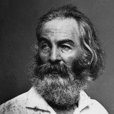 Walt Whitman American Poet  Beard