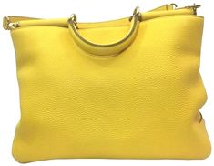 9fcbf8d24 Dolce&Gabbana #Handbag Yellow #Leather Hobo Bag - Tradesy #leatherhobobags  hobo bag