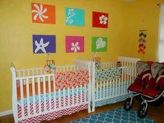 Nursery for both girl and boy