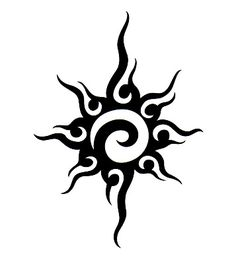 sun tattoos - Google Search