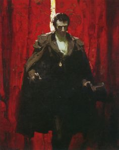 Mead Schaeffer: The Count of Monte Cristo