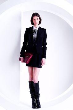 Especial miss Vogue edicion agosto 2013 looks para el regreso a clases - Viktor & Rolf