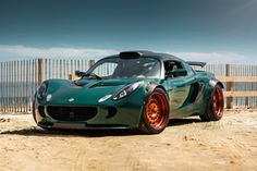 Featured Fitment: Lotus Exige w/ VIP Modular VXS210 Wheels This.