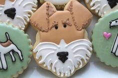 4 delicious dog biscuit recipes your dog will surely love Cat Cookies, Fancy Cookies, How To Make Cookies, Cupcake Cookies, Sugar Cookies, Dog Biscuit Recipes, Dog Treat Recipes, Dog Food Recipes, Boston Terriers