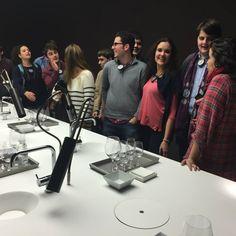 Visita de los alumnos del Basque Culinary Center a nuestra bodega con motivo del inicio del tercer #RetoAzpilicueta Wine Cellars, Recipes