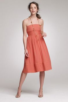JCrew Dress - perfect length
