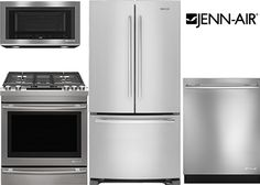 The Best Luxury Stainless Steel Kitchen Appliance Packages (Reviews/Ratings)