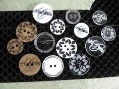 Engrave Custom Button