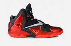 700223019461 Nike Lebron 11 XI Miami Heat