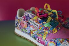 7c5c0858391e Lisa Frank and Reebok Have Teamed Up to Bring Your Dream Sneakers to Life