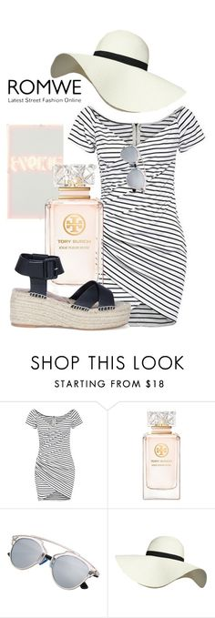 """Dawn"" by fallinginlovewithlove on Polyvore featuring Tory Burch, Pilot and Sole Society"